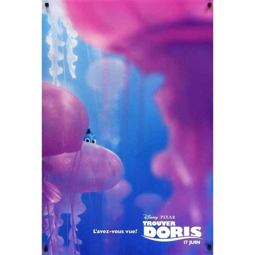 FINDING DORY Advance 1sh Movie Poster 29x40 - 2016 - Pixar