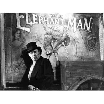 ELEPHANT MAN Photo de presse N03 - 18x24 cm. - 1980 - John Hurt, David Lynch