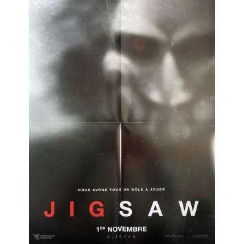 JIGSAW Movie Poster - 15x21 in. - 2017 - Michael Spierig, Laura Vandervoort