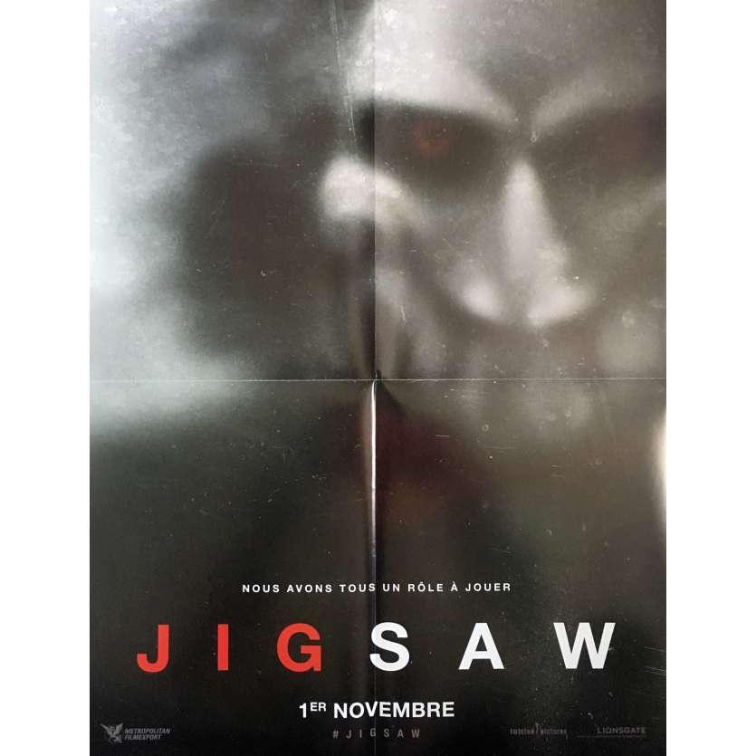 JIGSAW Affiche de film - 40x60 cm. - 2017 - Laura Vandervoort, Michael Spierig