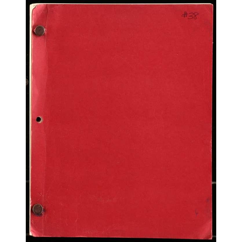 DRACULA Scénario - 21x30 cm. - 1992 - Gary Oldman, Winona Ryder, Francis Ford Coppola