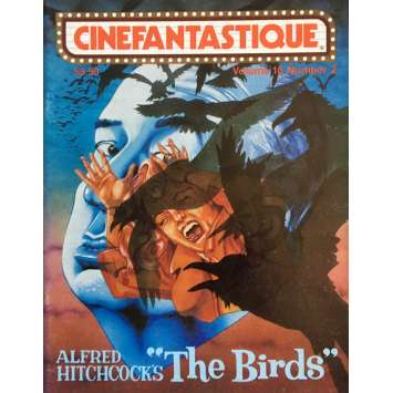 CINEFANTASTIQUE Magazine Vol.10 N02 - 21x30 cm. - 1974 - 0, 0