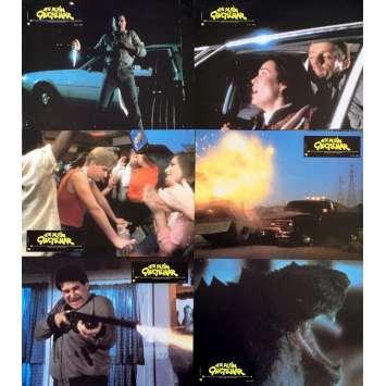 NIGHTMARES Lobby Cards x6 - 47x63 in. - 1983 - Joseph Sargent, Cristina Raines