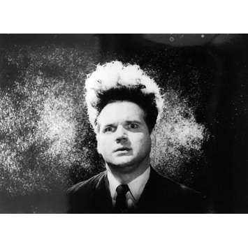 ERASERHEAD Photo de presse N01 - 9x14 cm. - 1977 - Jack Nance, David Lynch