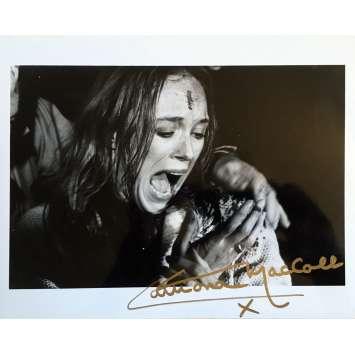 L'AU DELA Photo signée - 20x25 cm. - R1990 - Catriona MacColl, Lucio Fulci