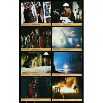 L'INVASION DES PROFANATEURS Photos de film x8 - 20x25 cm. - 1978 - Donald Sutherland, Philip Kaufman