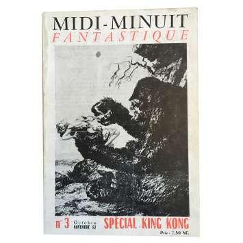 MIDI-MINUIT FANTASTIQUE Magazine N03 - 18x24 cm. - 1960'S - ,
