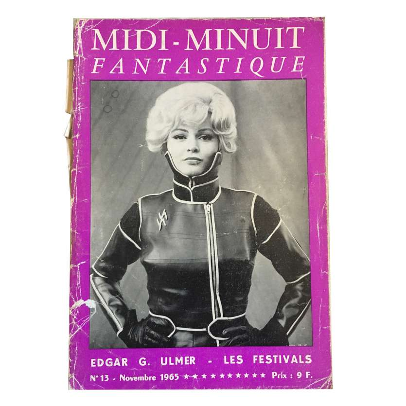 MIDI-MINUIT FANTASTIQUE Magazine N13 - 18x24 cm. - 1960'S - ,