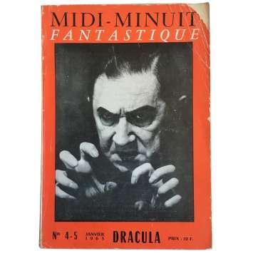 MIDI-MINUIT FANTASTIQUE Magazine N04-05 - 18x24 cm. - 1960'S - ,