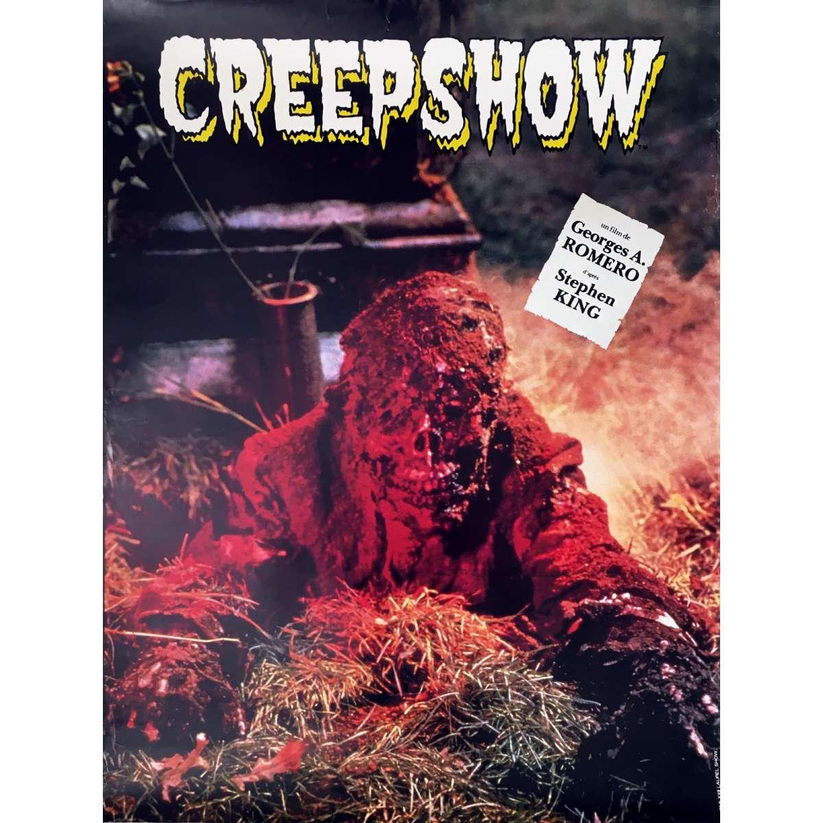 creepshow movie poster 23x32 in