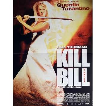 KILL BILL 2 Affiche FR 40x60 Quentin Tarantino Movie Poster