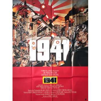 1941 Movie Poster - 47x63 in. - 1979 - Steven Spielberg, John Belushi