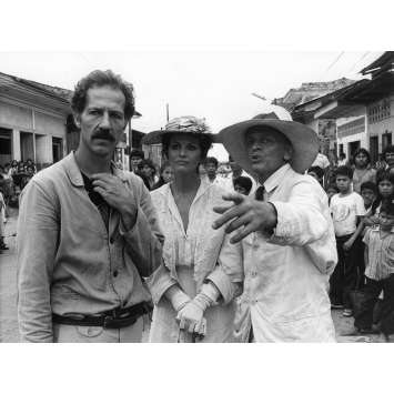 FITZCARRALDO Photo de presse N02 - 18x24 cm. - 1982 - Klaus Kinski, Werner Herzog