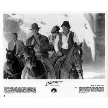 INDIANA JONES AND THE LAST CRUSADE Movie Still N06 - 8x10 in. - 1989 - Steven Spielberg, Harrison Ford