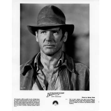 INDIANA JONES AND THE LAST CRUSADE Movie Still N05 - 8x10 in. - 1989 - Steven Spielberg, Harrison Ford