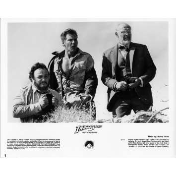 INDIANA JONES AND THE LAST CRUSADE Movie Still N04 - 8x10 in. - 1989 - Steven Spielberg, Harrison Ford