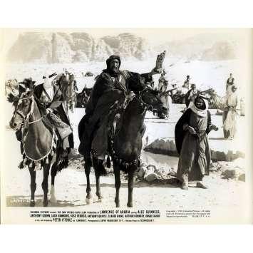 LAWRENCE OF ARABIA Movie Still N10 - 8x10 in. - 1962 - David Lean, Peter O'Toole