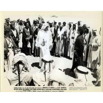 LAWRENCE OF ARABIA Movie Still N07 - 8x10 in. - 1962 - David Lean, Peter O'Toole