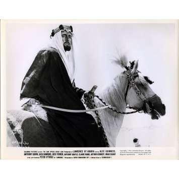 LAWRENCE OF ARABIA Movie Still N06 - 8x10 in. - 1962 - David Lean, Peter O'Toole