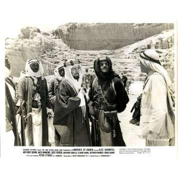 LAWRENCE OF ARABIA Movie Still N05 - 8x10 in. - 1962 - David Lean, Peter O'Toole