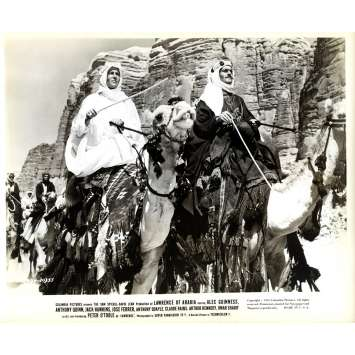 LAWRENCE D'ARABIE Photo de presse N03 - 20x25 cm. - 1962 - Peter O'Toole, David Lean