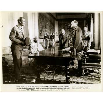 LAWRENCE D'ARABIE Photo de presse N02 - 20x25 cm. - 1962 - Peter O'Toole, David Lean