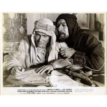 LAWRENCE D'ARABIE Photo de presse N01 - 20x25 cm. - 1962 - Peter O'Toole, David Lean