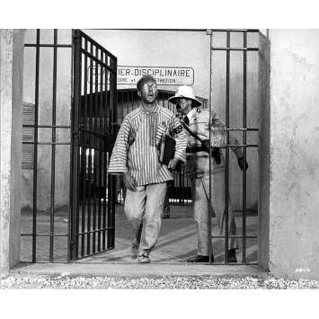 PAPILLON Movie Still N02 - 8x10 in. - 1973 - Franklin J. Schaffner, Steve McQueen