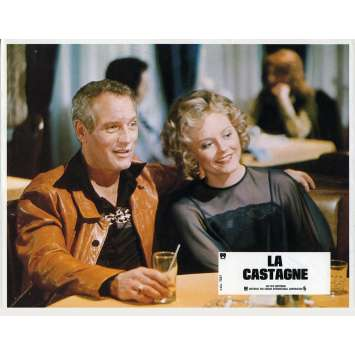 LA CASTAGNE Photo de film N05 - 21x30 cm. - 1977 - Paul Newman, George Roy Hill