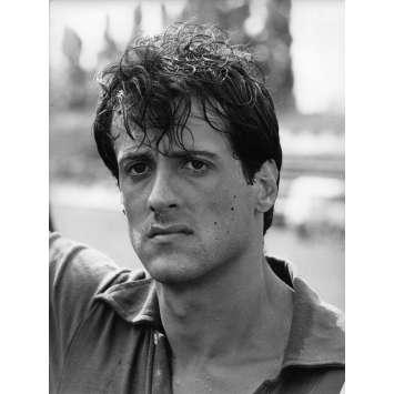 A NOUS LA VICTOIRE Photo de presse - 18x24 cm. - 1981 - Sylvester Stallone, John Huston
