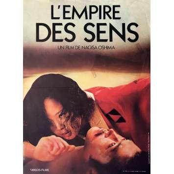 IN THE REALM OF THE SENSE Movie Poster - 15x21 in. - 1976 - Nagisa Ôshima, Tatsuya Fuji