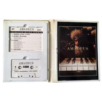 AMADEUS Pressbook - 7x9 in. - 1984 - Milos Forman, F. Murrray Abraham