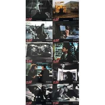THE WINGS OF DESIRE Lobby Cards x10 - 9x12 in. - 1987 - Wim Wenders, Bruno Ganz