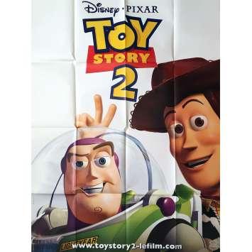 TOY STORY 2 Affiche de film - 120x160 cm. - 1999 - Tom Hanks, John Lasseter