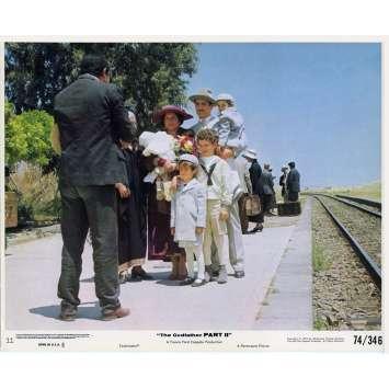 THE GODFATHER PART II Movie Still - 8x10 in. - 1975 - Francis Ford Coppola, Robert de Niro