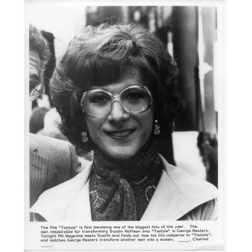TOOTSIE Photo de presse N03 - 20x25 cm. - 1982 - Dustin Hoffman, Sydney Pollack