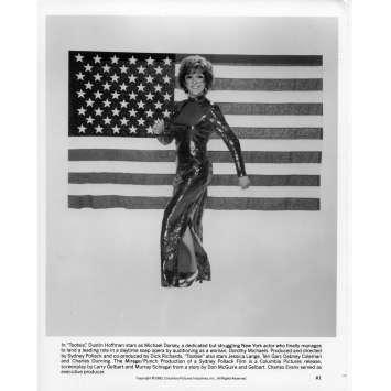 TOOTSIE Photo de presse N01 - 20x25 cm. - 1982 - Dustin Hoffman, Sydney Pollack
