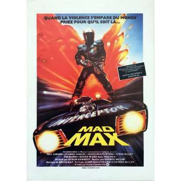 MAD MAX Herald - 9x12 in. - 1979 - George Miller, Mel Gibson