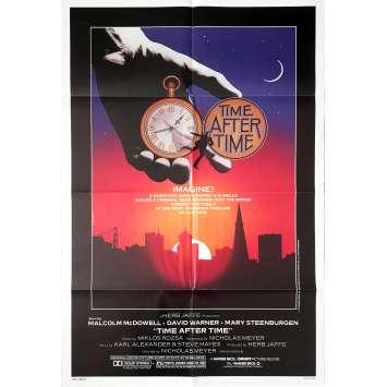 C'ETAIT DEMAIN Affiche de film 69x104 - 1979 - Malcom McDowell, Nicholas Meyer