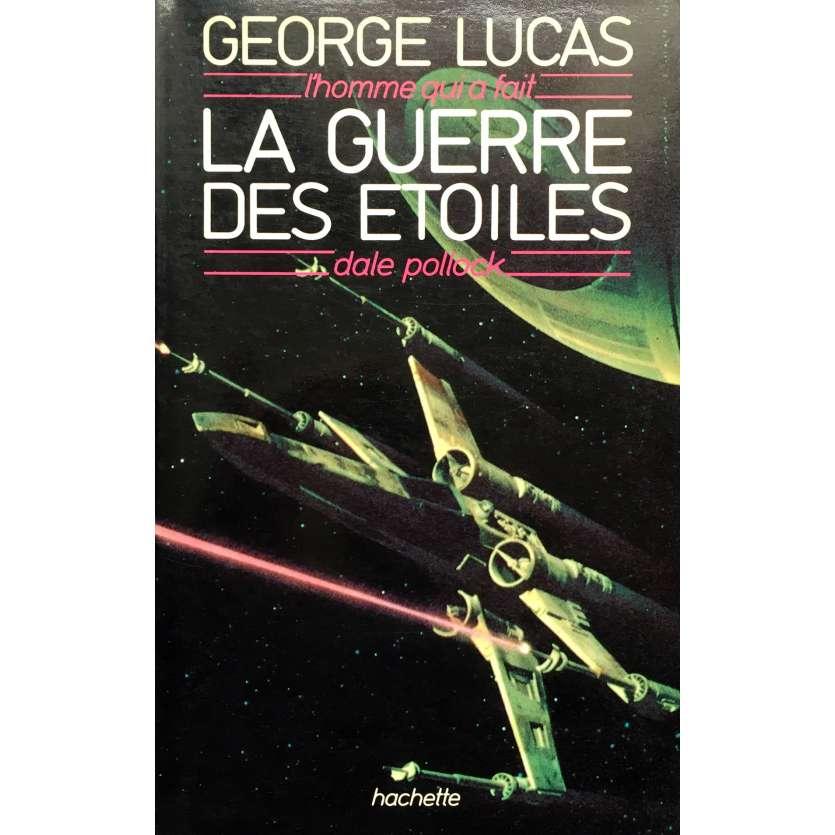GEORGE LUCAS : L'HOMME QUI A FAIT LA GUERRE DES ETOILES Livre - 18x24 cm. - 1983 - 0, George Lucas