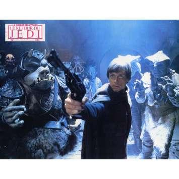 STAR WARS - LE RETOUR DU JEDI Photo de film N03 - 21x30 cm. - 1983 - Harrison Ford, Richard Marquand