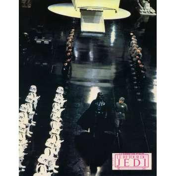 STAR WARS - LE RETOUR DU JEDI Photo de film N05 - 21x30 cm. - 1983 - Harrison Ford, Richard Marquand