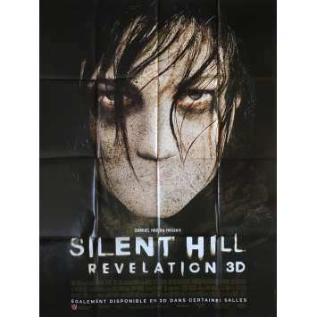 SILENT HILL REVELATIONS Movie Poster - 47x63 in. - 2012 - Michael J. Bassett, Adelaide Clemens