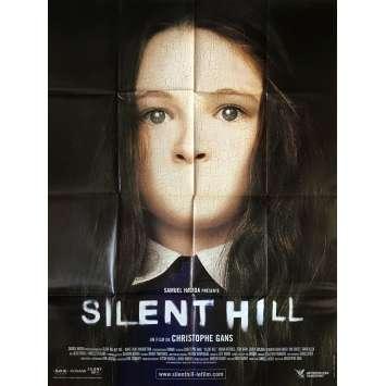 SILENT HILL Affiche de film - 120x160 cm. - 2006 - Radha Mitchell, Christophe Gans