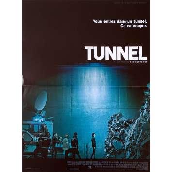 TUNNEL Movie Poster - 15x21 in. - 2016 - Seong-hun Kim, Doona Bae
