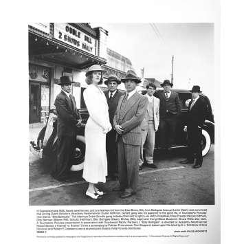 BILLY BATHGATE Photo de presse - 20x25 cm. - 1991 - Dustin Hoffman, Robert Benton