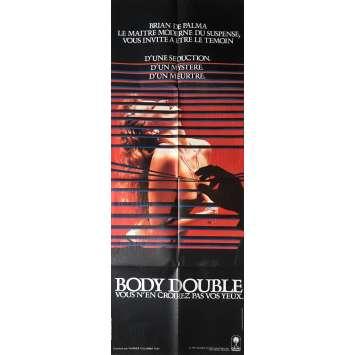 BODY DOUBLE Affiche de film - 60x160 cm. - 1984 - Melanie Griffith, Brian de Palma