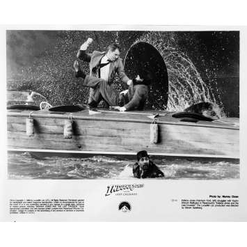 INDIANA JONES AND THE TEMPLE OF DOOM Movie Still N12 - 8x10 in. - 1984 - Steven Spielberg, Harrison Ford