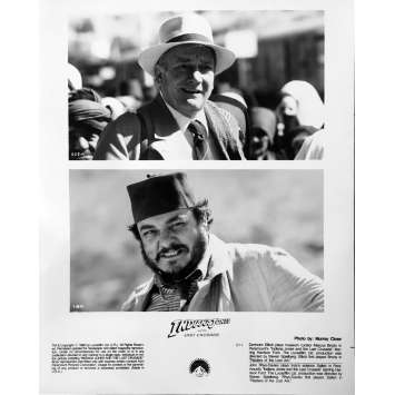 INDIANA JONES AND THE TEMPLE OF DOOM Movie Still N13 - 8x10 in. - 1984 - Steven Spielberg, Harrison Ford