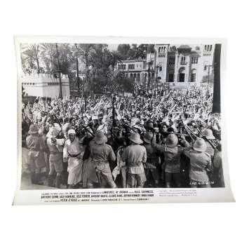 LAWRENCE D'ARABIE Photo de presse N14 - 20x25 cm. - 1962 - Peter O'Toole, David Lean